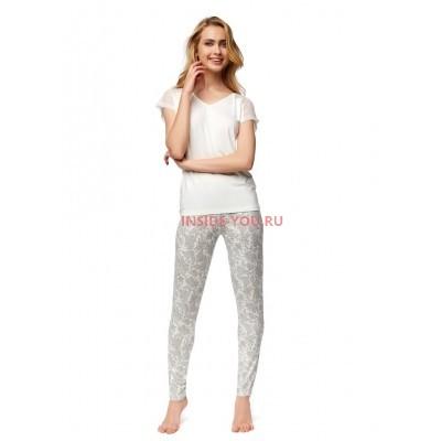 Женская пижама ESOTIQ 37371 NOTES