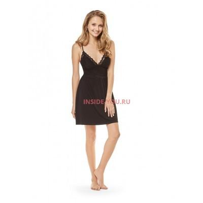 Сорочка женская ESOTIQ 36587 CITY black