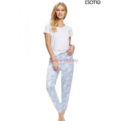 Женская пижама ESOTIQ 36740 SHELL