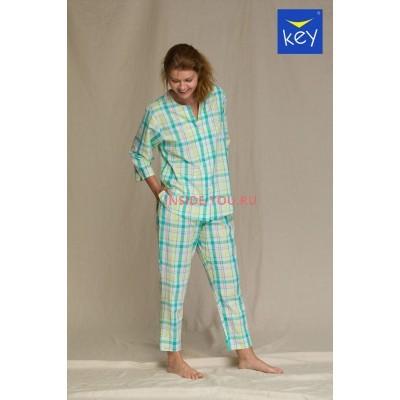 Женская пижама со штанами KEY LNS 453 2 A21