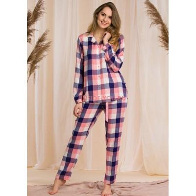 Женская пижама со штанами KEY LNS 405 1 20/21