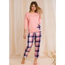 Женская пижама со штанами KEY LNS 405 2 20/21
