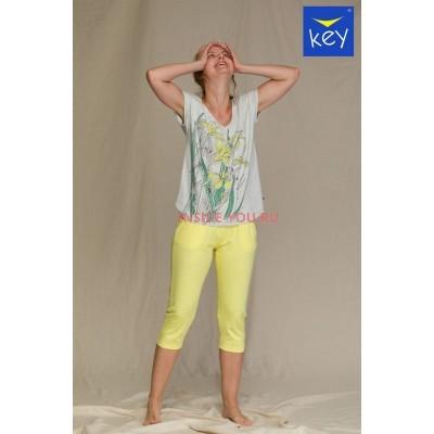 Женская пижама со штанами KEY LNS 923 1 A21