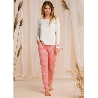 Женская пижама со штанами KEY LNS 262 20/21