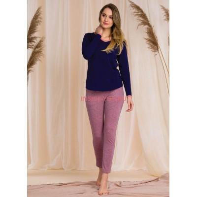 Женская пижама со штанами KEY LNS 263 20/21