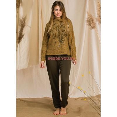 Женская пижама со штанами KEY LHS 202 20/21