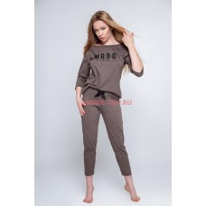Женская пижама со штанами Sensis MOOD