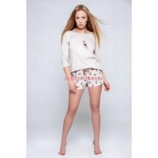 Женская пижама с шортами SENSIS LUMINOUS