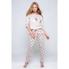 Женская пижама со штанами Sensis DEER