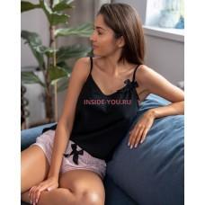 Женская пижама с шортами SENSIS MARINELA