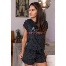 Женская пижама с шортами SENSIS PANTHER