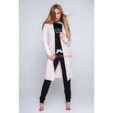 Женская пижама со штанами Sensis LOVE PLEASE