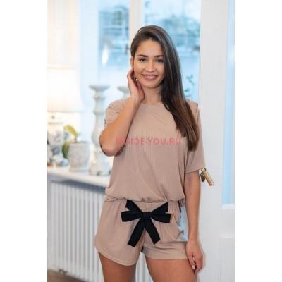 Женская пижама с шортами SENSIS KOMPLET SEILA