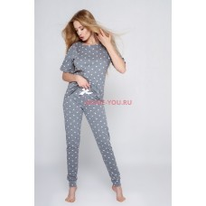 Женская пижама со штанами Sensis CRISTINE