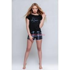 Женская пижама с шортами SENSIS MEG