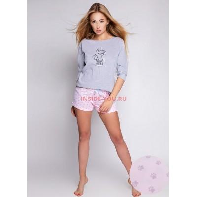 Женская пижама с шортами SENSIS LIEVRE