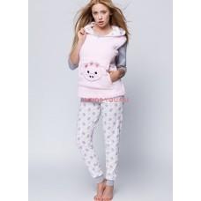 Женская пижама - Жилет женский SENSIS PIGGY