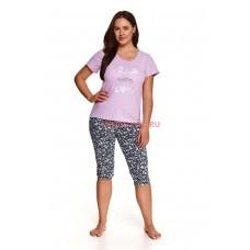 Женская пижама со штанами Taro 2369/2379 SS21 AGNIESZKA