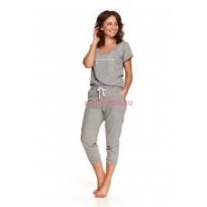 Женская пижама со штанами Taro 2503 SS21 KAMILA Серый