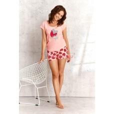 Пижама женская Taro 2157 SS21 EVA Красный