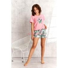 Пижама женская Taro 2287 SS21 AURELIA Розовый