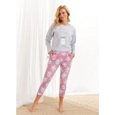 Пижама женская Taro 2314 AW20/21 Molly Розовый