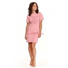 Женская сорочка Taro 2501 SS21 KORA Роза