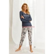 Женская пижама со штанами Taro 2559 21/22 OMENA