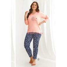 Женская пижама со штанами Taro 2611 21/22 OMENA