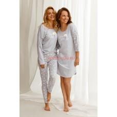 Женская пижама со штанами Taro 2572 21/22 NICOLE