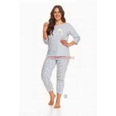 Женская пижама со штанами Taro 2600/2601 21/22 HERA