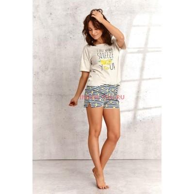 Пижама женская Taro 2495 SS21 LEMON