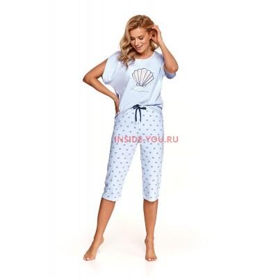 Женская пижама со штанами Taro 2371/2377 SS21 MONA