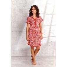 Женская сорочка Taro 2294/2510 SS21 NIKA Красный