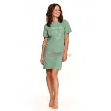 Женская сорочка Taro 2501 SS21 KORA Зеленый