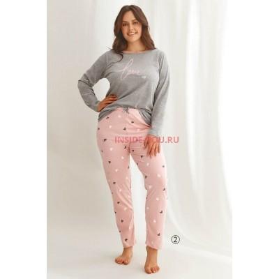 Женская пижама со штанами Taro 2607/2608 21/22 CORA
