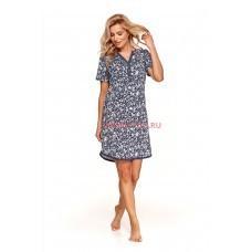 Женская сорочка Taro 2294/2510 SS21 NIKA Джинс