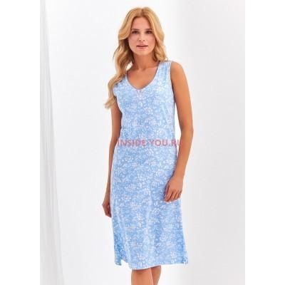 Женская сорочка Taro 2367/2380 S20 LUCJA blue