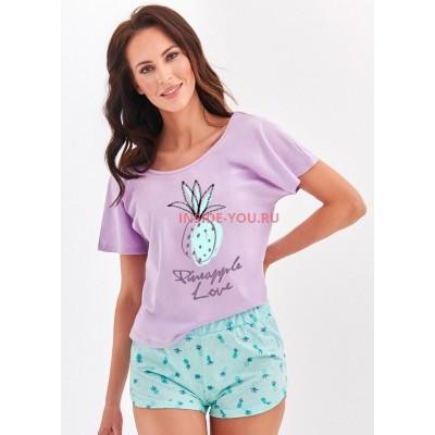 Пижама женская Taro 2362 S20 GABI purple
