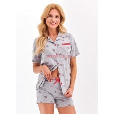 Пижама женская Taro 2154 S20 AMY grey