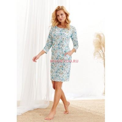 Женская сорочка Taro 2444/2445 AW20/21 NESSA