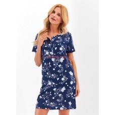 Женская сорочка Taro 2368/2378 S20 ROSA blue