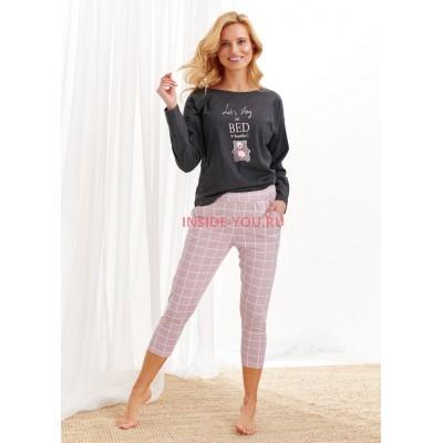Женская пижама со штанами Taro 2314 S20/21 MOLLY