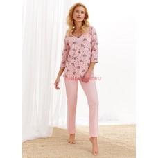 Женская пижама со штанами Taro 2446/2465 S20/21 LIDIA