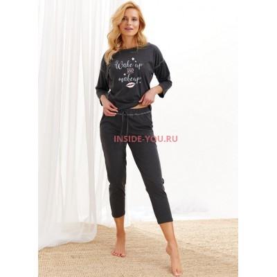 Женская пижама со штанами Taro 2440 AW20/21 ALEXA