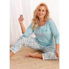 Женская пижама со штанами Taro 2234/2242/2328 AW20/21 NINA