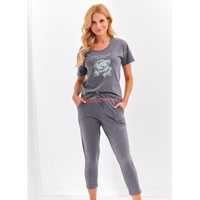 Пижама со штанами Taro 2164 S20 ALEXA grey