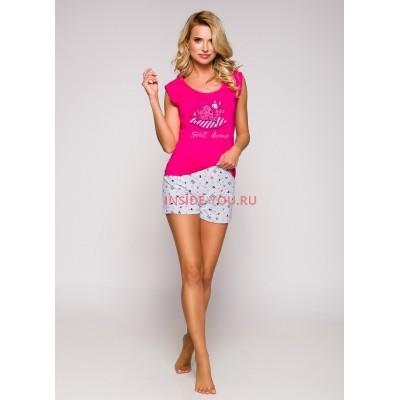 Пижама женская Taro 2157 19 Eva Розовый