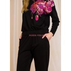Женская пижама со штанами KEY LHS 902 20/21