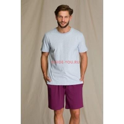 Пижама мужская KEY MNS 810 A21